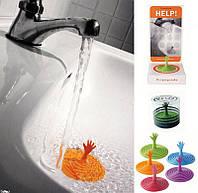 Пробка для раковины и ванны Рука Help!