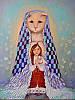 «Материнство» картина маслом