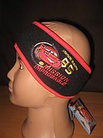 Детская  повязка на голову для мальчика Тачки Sun City