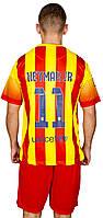 Футбольная форма Барселона Неймар 2013/2014 размер М, фото 1