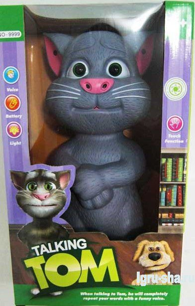 Детская говорящая Игрушка Том