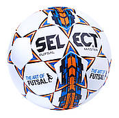 Футбольный мяч SELECT Futsal Master (white)
