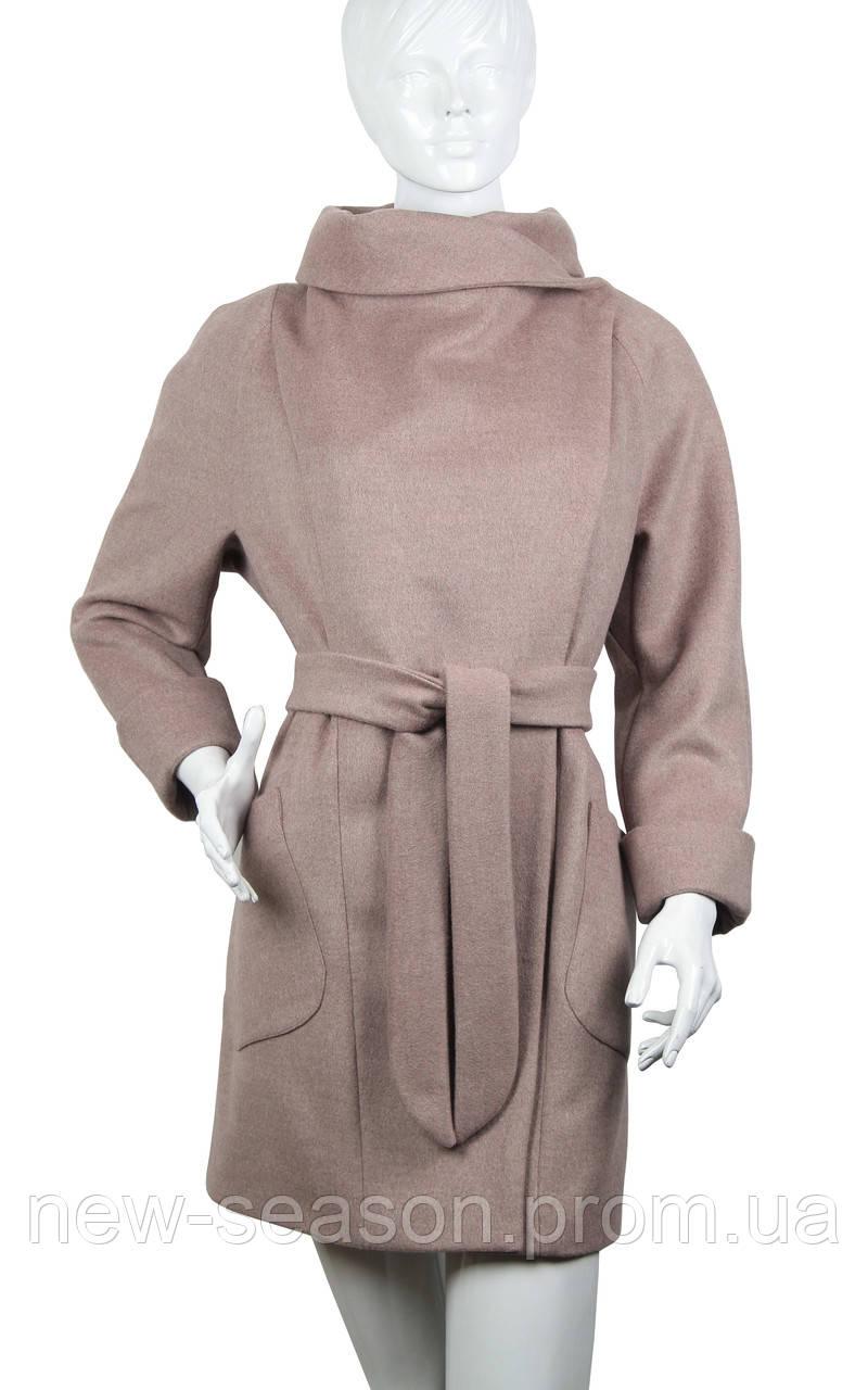 Женское кашемировое пальто 203-30