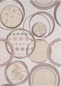 Плитка декор настенная LETIZIA 25 x 35 CERSANIT