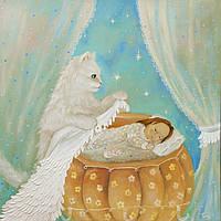 «Нежность» картина маслом