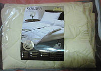 Полуторное одеяло летнее хлопок 145х215см ОДА
