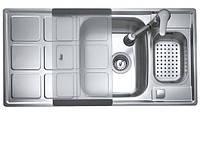 Кухонная мойка Teka Cuadro 60 B 88012