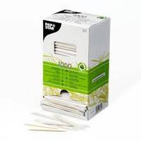 Зубочистки в индивидуальной бумажной упаковке 1000шт/уп