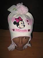 Детская зимняя шапка Sun City  р.48, 50