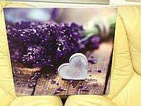 Печать фотографий и картин на холсте