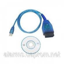 Диагностический сканер USB KKL K-Line VAG-COM 409.1