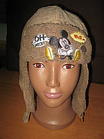 Детская шапка для мальчиков ТМ Sun City р.48, 50