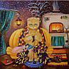«Бабушкина любовь» картина маслом
