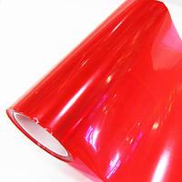 Тонировочная пленка для оптики авто красная, 0,3м