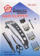 Domotec MS-4607 - машинка для стрижки волос, фото 3