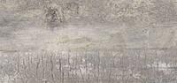 Плитка напольная Castello 300 x 600 матовая рельефная ректифицированная серый У42630