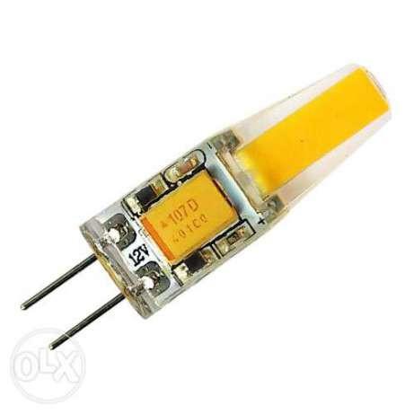 Светодиодная лампа 3,5W G4 12V