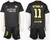 Футбольная форма Барселона  Неймар, рост 105 см., фото 1