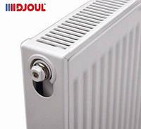 Радиатор стальной djoul 11 тип 500x1000 с боковым подключением