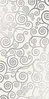 Плитка декор настенная Сенатор 300 x 600 матовая рельефная люстр бежевый Д21301