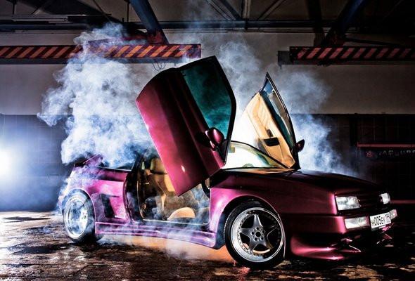 Средства для удаления запаха в салоне автомобиля