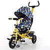 Велосипед трехколесный TILLY Trike T-351-10 Yellow
