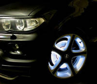 Подсветка дисков автомобиля