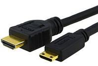 Переходник HDMI - Mini HDMI кабель папа папа #100052