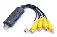 USB 4 канальный DVR плата видеозахвата #100072
