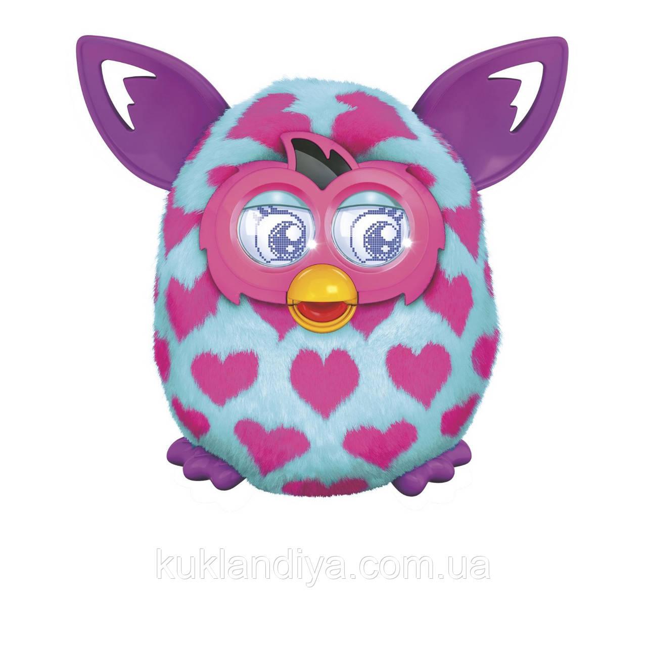 Furby Boom Розовые сердца