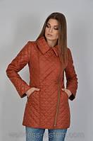 Куртка женская стеганная 44-54 р-р, фото 1