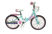Детский велосипед Angel 20