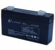 Аккумулятор / аккумуляторная батарея    1.3 Ah LUXEON LX613