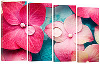 Модульная картина 330 лилии