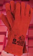 Защитные перчатки RSPBCINDIANEX. Перчатки для сварщиков спилковые