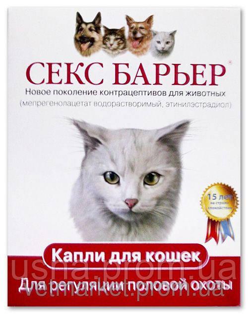 Секс барьер лдля кошек стоимось
