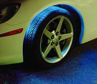 Подсветка арок автомобиля