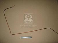 Трубка от муфты к усилителю передних тормозов ГАЗ 3307,3309,ММЗ (медь)