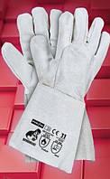 Защитные перчатки  RSPBSZINDIANEX. Перчатки для сварщиков спилковые, фото 1