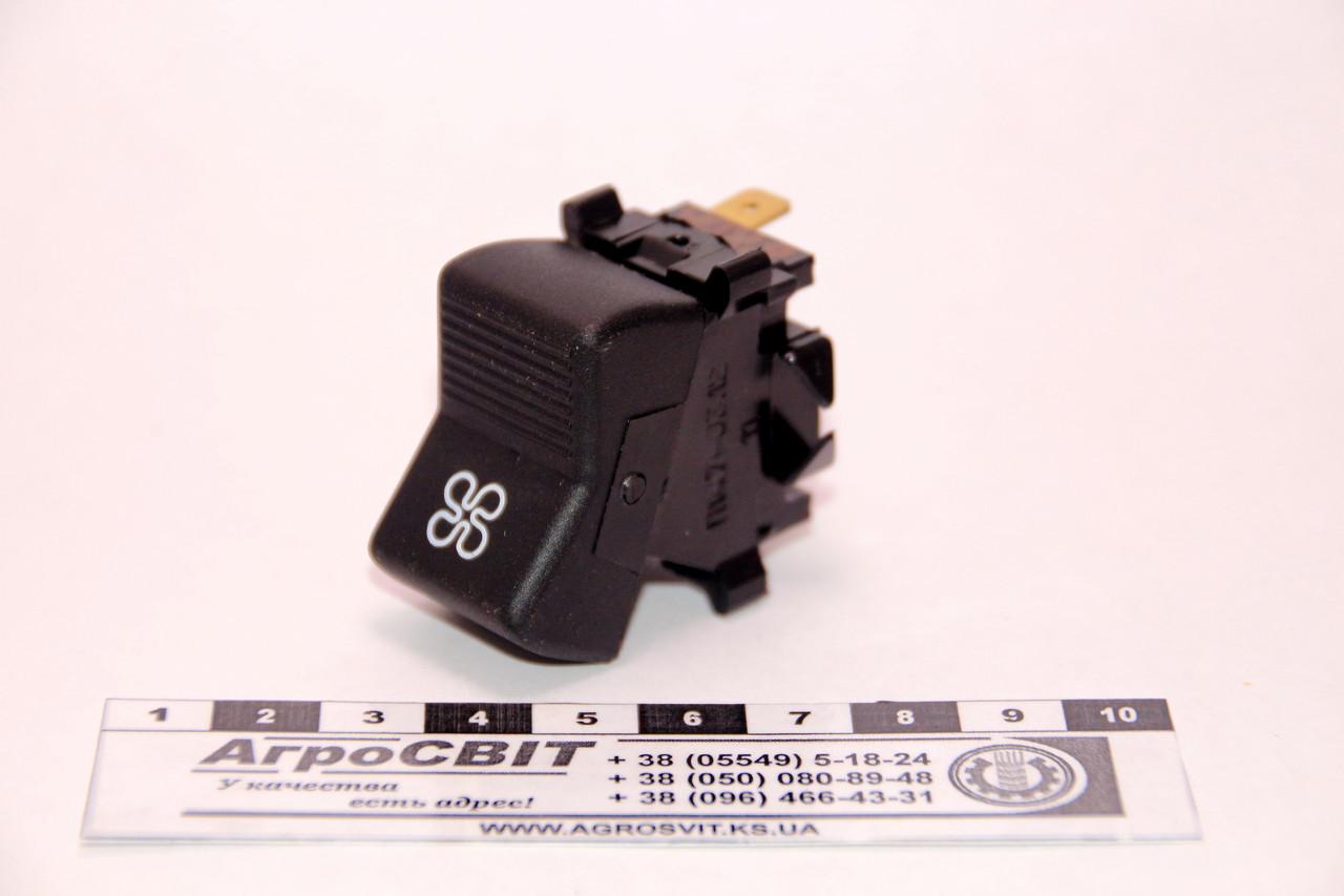 Переключатель вентилятора, П147-03.12