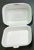 Бокс для обедов из полистирола, 185*150*69