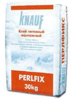 Клей монтажный гипсовый Perlfix, 30кг