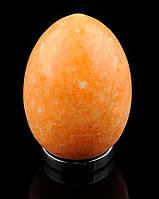 Яйцо из камня яшма