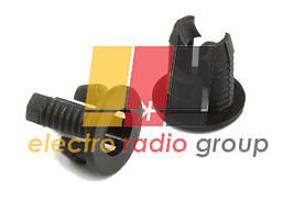 Держатель светодиода  3мм CB30(пластмасса черная)