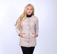 Куртка  ветровка демисезонная женская 44-52 р-р