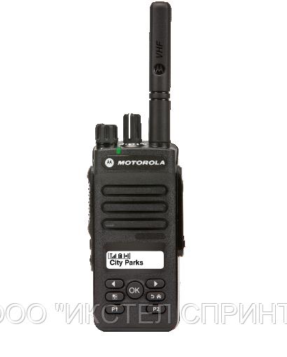 Motorola DP2600 136-174 5W LKP PAN302F