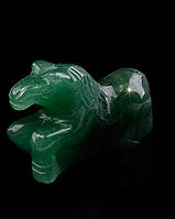 Фигурка из нефрита Лошадь