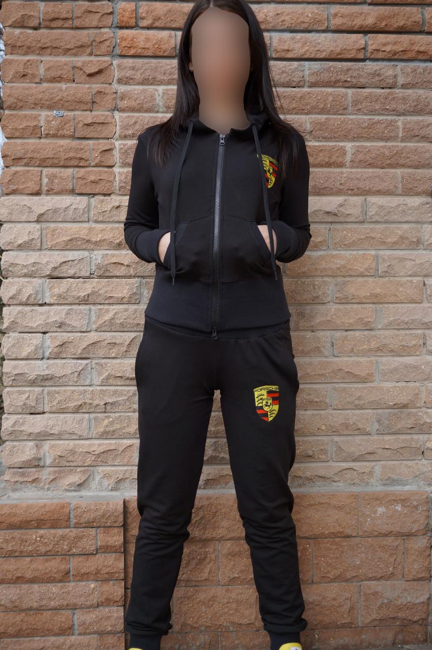 c494c13a Женский спортивный костюм Porsche черный: купить в Днепропетровске и ...