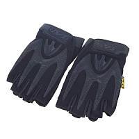 Тактические перчатки Mechanix (реплика), цвет черный, размер М