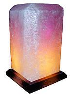 Солевая лампа Прямоугольник 4-5 кг